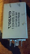 OEM Volvo Relay (Rear Defrost) - Genuine Volvo 1324675. Fits Any 240 1981-93