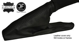 Details about BLACK STITCHING LEATHER HANDBRAKE BOOT FITS SUBARU LEGACY  OUTBACK 04-09