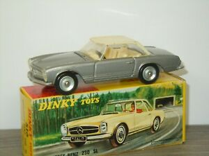 Mercedes-230SL-Pagode-Dinky-Toys-516-France-1-43-in-Box-42742