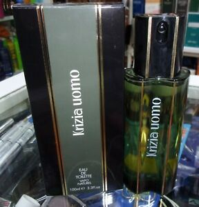Occasione-1-versione-Krizia-Uomo-100ml-EDT-spray-vintage-raro