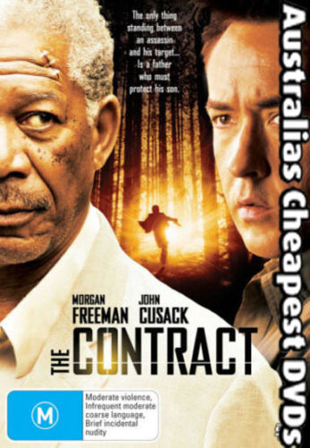 1 of 1 - The Contract DVD NEW, FREE POSTAGE WITHIN AUSTRALIA REGION 4