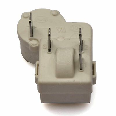 Refrigerator OverLoad Protector+PTC Start Relay For Zanussi Electrolux Haier etc