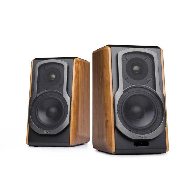 Edifier 'S1000DB' - HiFi 2.0 Lifestyle Studio Speakers, Bluetooth aptX
