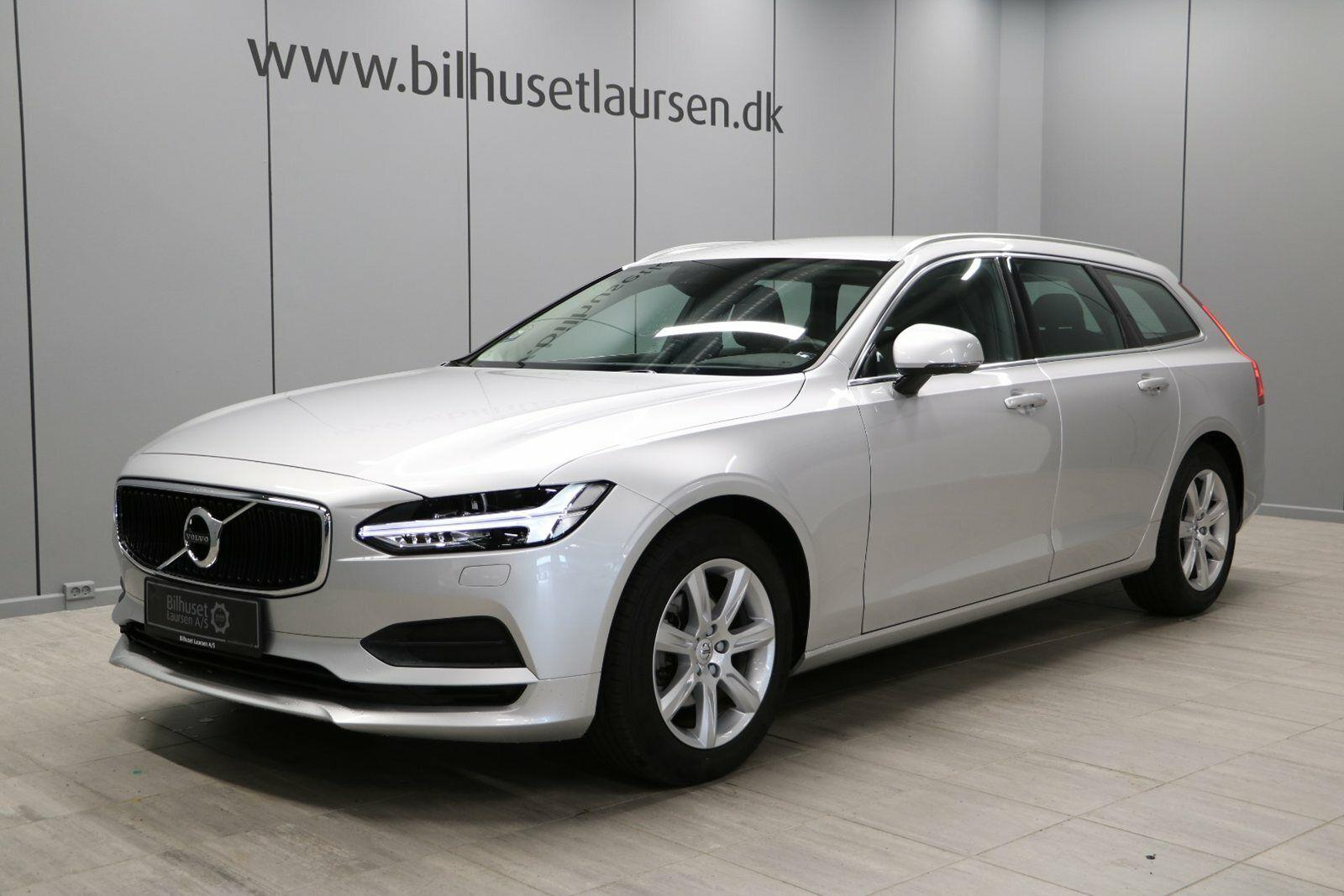 Volvo V90 2,0 D3 150 Momentum aut. 5d - 459.900 kr.