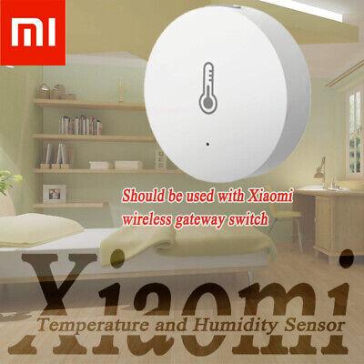 Xiaomi Mi Smart Wifi Temperature /& Humidity Sensor Thermometer Hygrometer UK GO1
