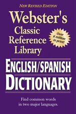 Webster's English SPANISH Dictionary by American Education Publishing(Paperback)