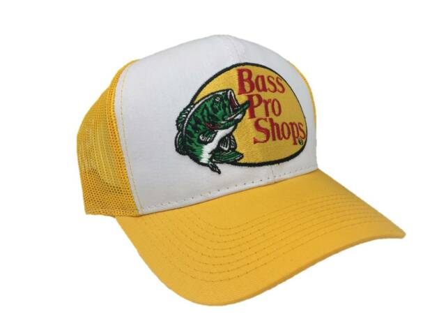 6ae2a7f7f5d Bass Pro Shops Embroidered Logo Mesh Caps 85163 for sale online