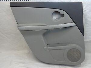 Chevy-Equinox-Left-Rear-Door-Panel-Driver-Side-OEM-Gray-2005-05-LT-15237734
