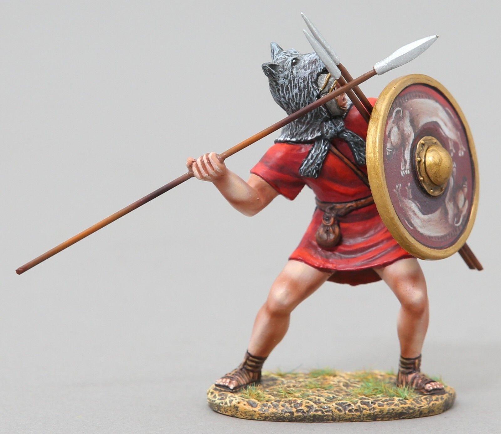 Thomas Gunn Roman Empire ROMREP002 Roman Velite Wurf Speer MIB