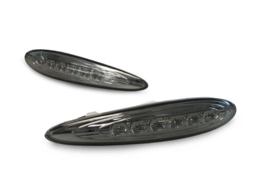 Side Marker for Nissan Maxima 00-03 Set of 2 Front Right and Left Assembly