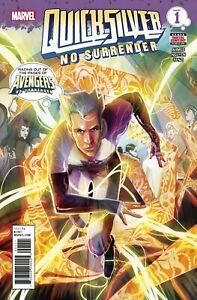 QuickSilver-No-Surrender-1-Martin-Simmonds-Main-Marvel-Comic-1st-Print-2018-NM