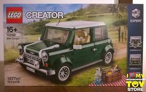 Retiré - Lego 10242 Créateur Expert Mini Cooper (2014) Misb (version 2)