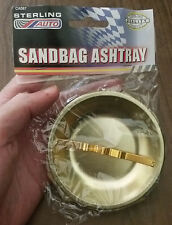 Sandbag Sand Bag Cigarette Smoking Ashtray Bean Bag Ash Tray Cigar Beanbag NEW!!