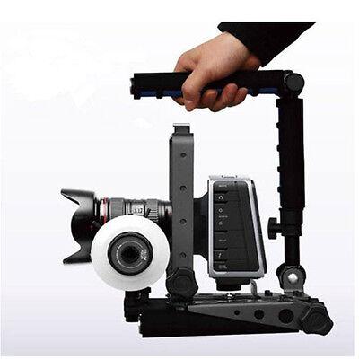 DSLR Spider Rig DR-2 shoulder Mount Support  Stabilizer For DSLR Cameras 5DIII