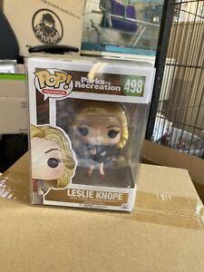 Leslie-Knope-Funko-Pop-Vinyl-Parks-And-Recreation