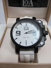 EA Orologio Moda Italia Fashion Watch White 2