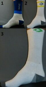 CONVERSE-Men-039-s-Socks-Sz-10-13-Shoe-6-12-5-Crew-Casual-Dress-ALL-STAR-Gym-Large-L