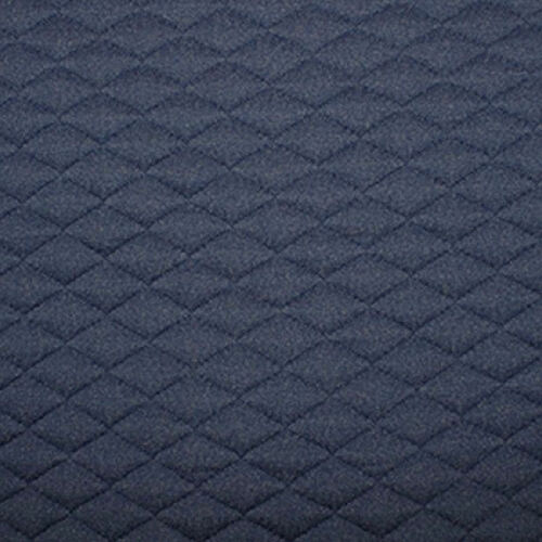 Stretch Quilting Fabric Material Polyester 7 Colours Diamond 150cm wide