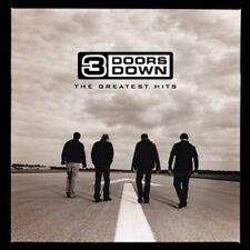 3 DOORS DOWN - GREATEST HITS  CD  12 TRACKS ROCK & POP  BEST OF/COMPILATION NEU