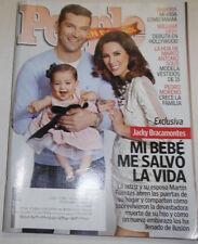 People Spanish Magazine Jacky Bracamontes & Shakira April 2014 101714R2