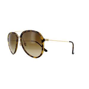 3455300ca17 Ray-Ban Sunglasses RB4298 710 51 Light Havana Crystal Brown Gradient ...