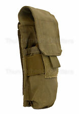M4 SINGLE MAG POUCH Eagle Industries RANGER GREEN 1x2 Holds 2 Magazines EIUI VGC