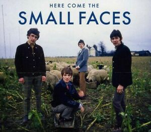 Small-Faces-Here-Come-the-Small-Faces-2-Disc-CD-NEW