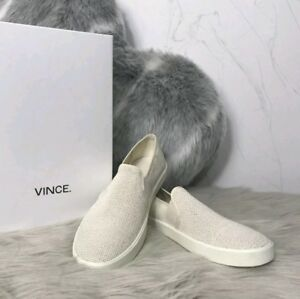 NEW Vince Preston Ivory Woven Slip