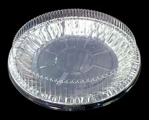 Image is loading Handi-Foil-9-034-Aluminum-Pie-Pan-Plate- & Handi-Foil 9\
