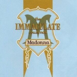 Madonna-Immaculate-Collection-New-Vinyl-UK-Import