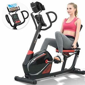 Home Gym Equipment Bike Ipad Holder Cardio Fitness Recumbent