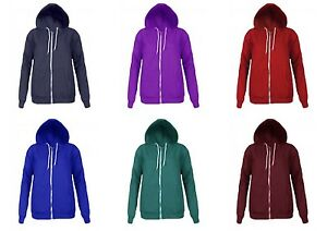 NEW-Kids-Boys-Girls-White-Zip-Authentic-Apparel-Hoddies-Fleece-Tops-Sweats