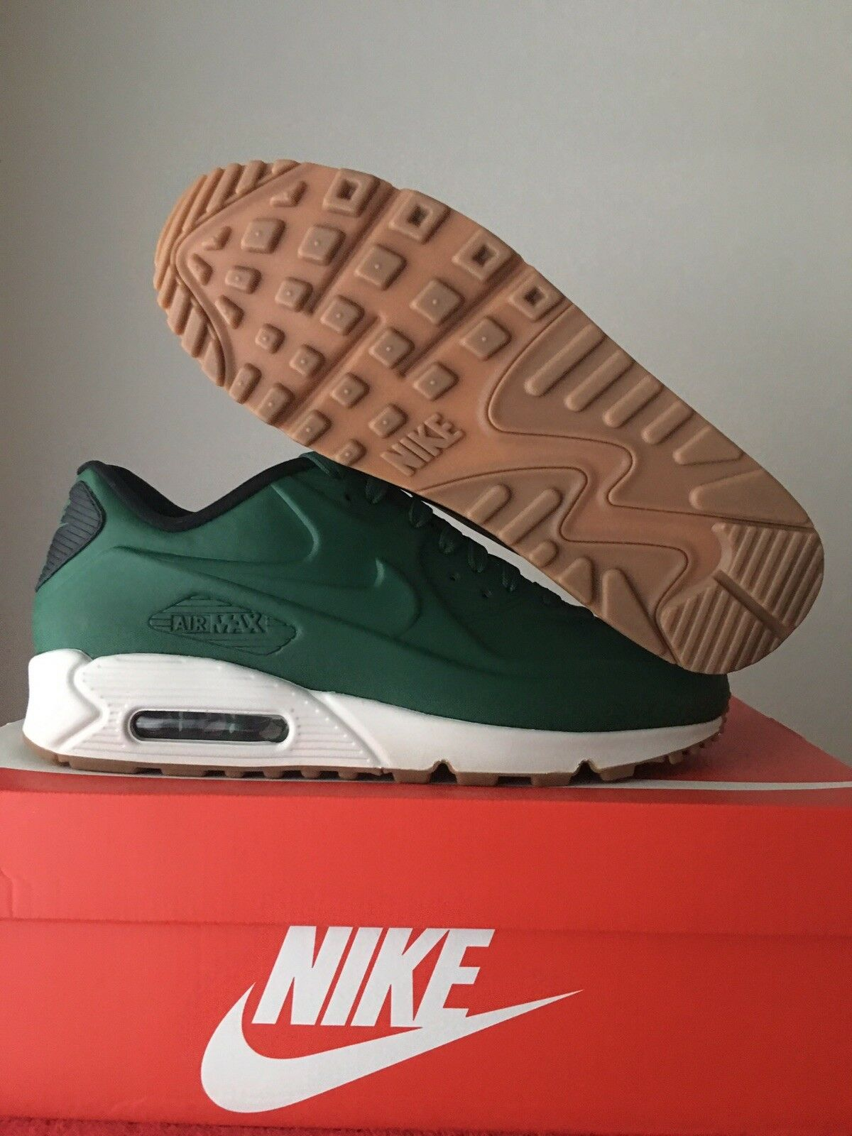 Air Max 90 VT QS Gorge Green Comfortable and good-looking