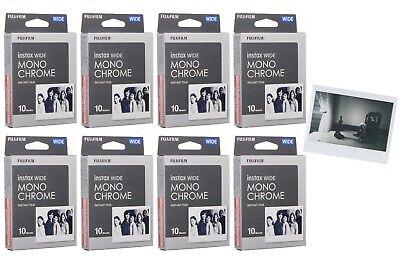 Pellicola Istantanea FujiFilm Instax Wide x 200//210//300 NO Polaroid 100 foto G