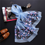 Brand-luxury-silk-scarf-2018-New-Designer-women-brand-colorful-shawl-scarf thumbnail 10