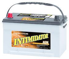 Deka East Penn Intimidator 9AGM65 AGM Maintenance Free Battery