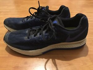 newest 9aa35 2859e Details about Nike Air Zoom Pegasus 32, Men's Running Shoes, Size 11.5,  Dark Blue