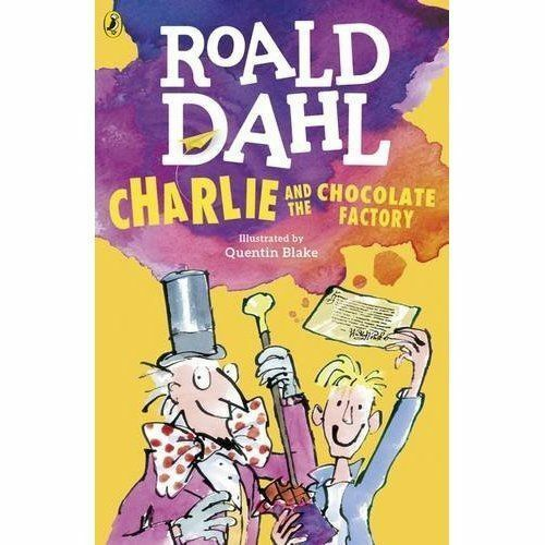 Charlie and the Chocolate Factory (Dahl Fiction),  , Good | Fast Delivery