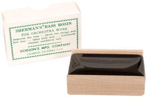 Sherman-039-s-Upright-String-Bass-Rosin-BASS-ACCESSORIES