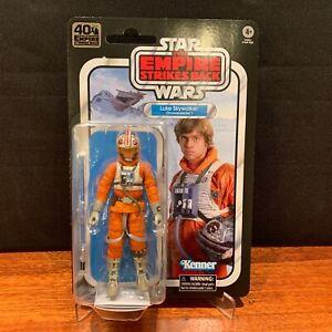 Bespin Star Wars The Black Series Luke Skywalker 40th Anniversary NON MINT