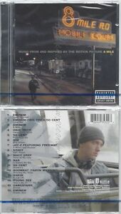 CD-NM-SEALED-OST-UND-VARIOUS-2002-LIMITED-EDITION-8-MILE-LTD