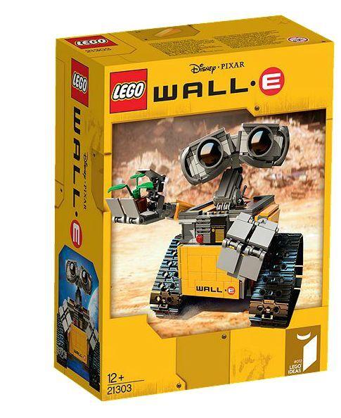 LEGO® Ideas 21303 WALL•E NEU OVP _NEW MISB NRFB