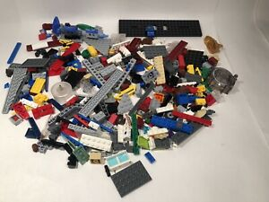 LEGO Lot 3lbs+ Parts & Pieces For Your Builds - Custom Pieces & Panels!