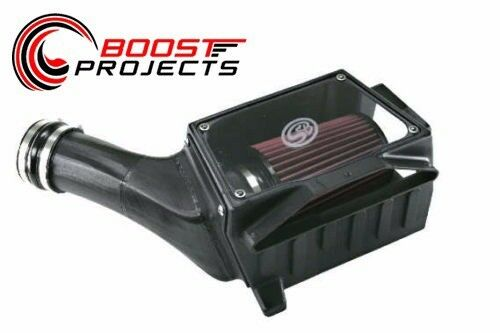 S/&B COLD AIR INTAKE For 94-97 FORD POWERSTROKE DIESEL 7.3L F250 F350 # 75-5027
