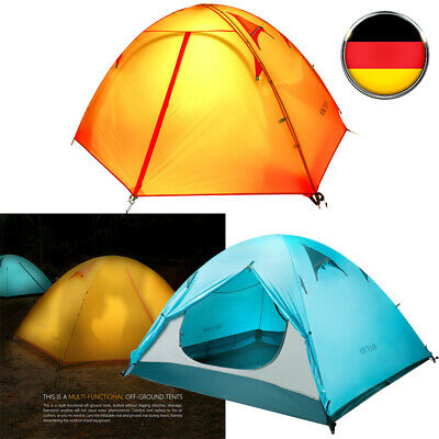 OUTAD Sekundenzelt Quick Pine 3 Personen Zelt Campingzelt