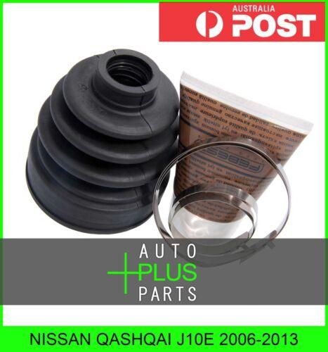 Boot Inner Cv Joint Kit 79.5X95X23.3 Fits NISSAN QASHQAI J10E 2006-2013