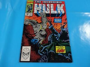the-incredible-hulk-mcfarlane-368-issue-marvel-Comic-book-1st-print