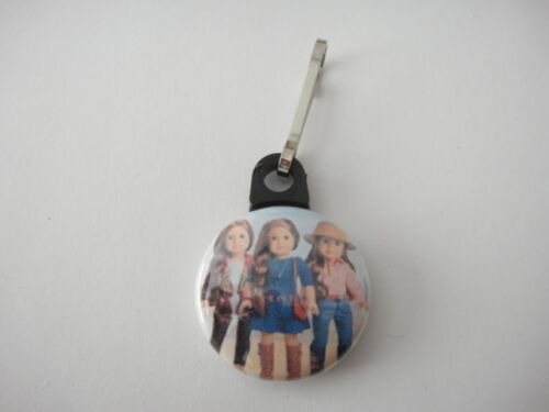 zipper pulls American Girl doll necklaces bracelets hair ties  party favors