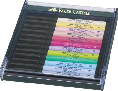 FABER CASTELL PITT artist pen alle Sortimente frei wählbar