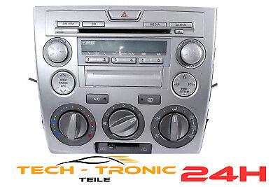 FIAT PANDA ORIGINAL 2015 RADIO CD  735589324 A2C89 7 355 0735 TESTED MIT CODE!!